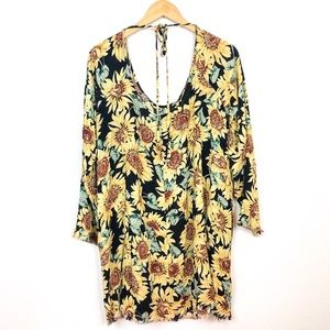 a4c539fd1acd Urban Outfitters Dresses - Urban Outfitters Some Days Lovin Sunflower Dress  L